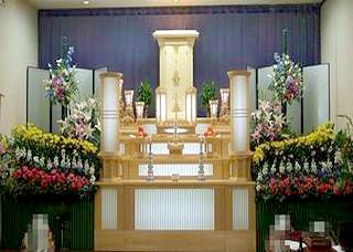 仏教の本義に基づく、友人葬(創価学会)