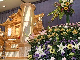 花みずきプランでの家族葬