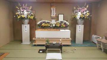 予算内の葬儀