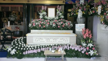 寺院での家族葬
