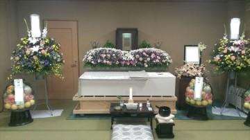 事前相談通りのお葬式