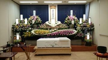 華やかな家族葬