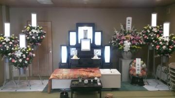 費用をおさえた一日葬