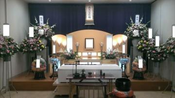 家族葬から一般葬に